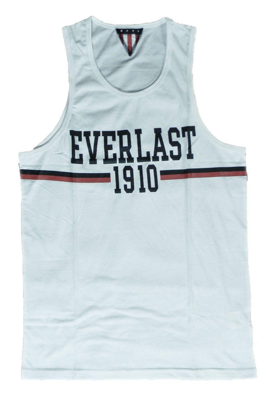 Everlast Tank 22M219J73 - Camiseta para Hombre, Color Blanco ...