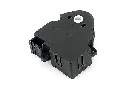 AC Rear Blend Door, Temperature, Defrost Actuator - Replaces 52402611,  15-72972, 89018375, 16164972, 604-111 - Fits Chevy Tahoe, Chevrolet  Suburban,