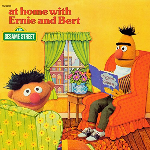 (Sesame Street: At Home With Ernie & Bert )