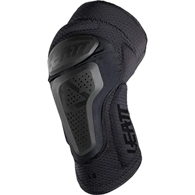 Leatt 6.0 3DF Knee Guard Black, L/XL: Sports & Outdoors