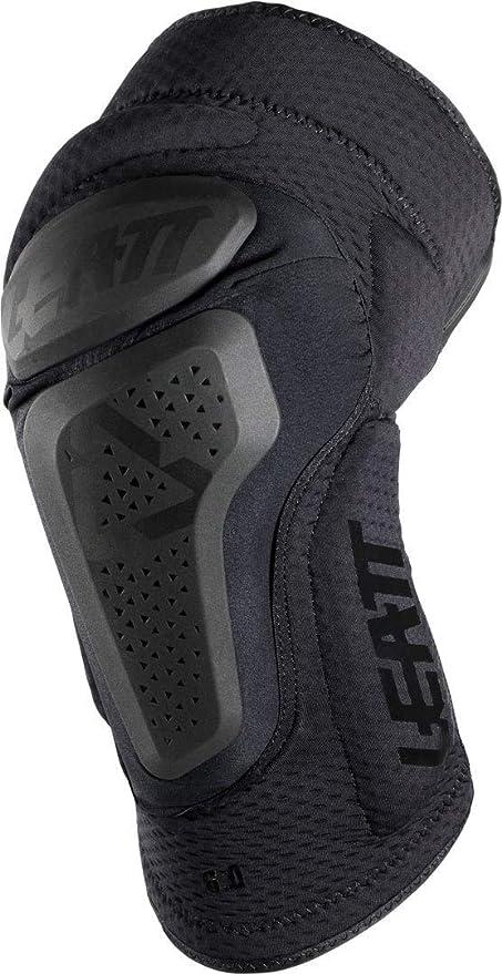 Leatt 3DF 6.0 Elbow Guards-Black-M