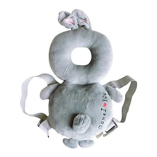 Pangyan990 Cojín de protección antivuelco para niños ...