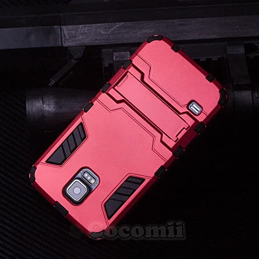 Cocomii Iron Man Armor Galaxy S5 Funda NUEVO [Robusto] Superior ...