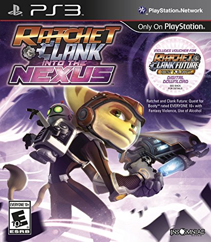 Ratchet And Clank Nexus Ps3 (Ratchet Clank Video Game Ps3)