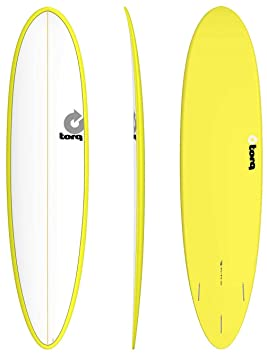 TORQ Tabla de Surf Tet 7.6 Fun Board Tabla de Surf