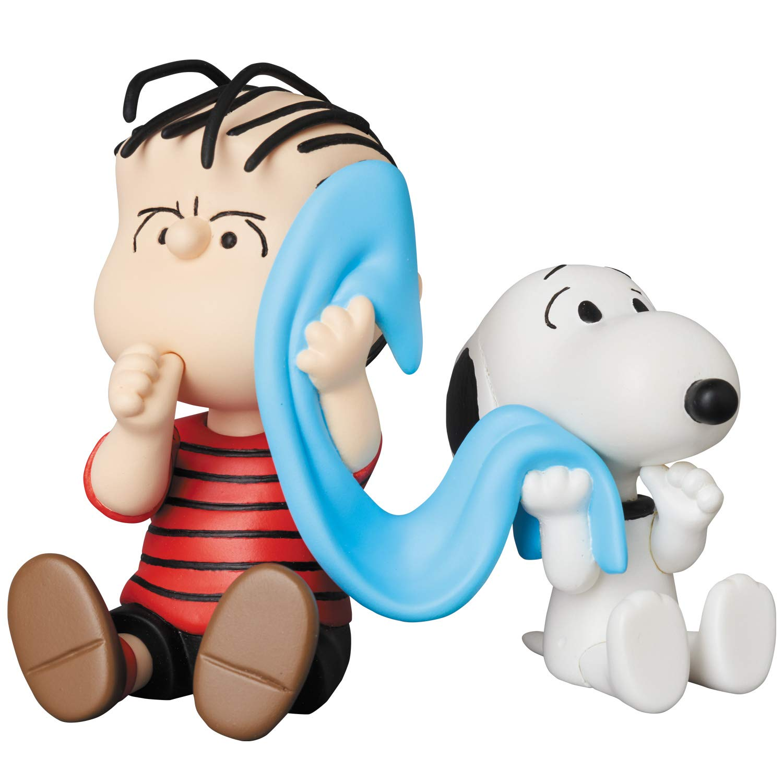 Medicom JUL188829 Peanuts Linus /& Snoopy Ultra Detail Figure