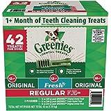 Greenies Regular Dental Treats Variety Pack for Dogs Net Wt 42 Oz