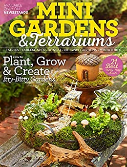 Mini Gardens And Terrariums Kindle Edition By Better