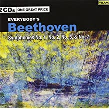 Everybody's Beethoven: Symphonies Nos 3 5 & 7 / Various