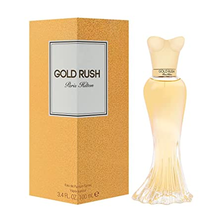 Paris Hilton Gold Rush Eau De Parfum Spray 3.4 Oz 100 ml For Women