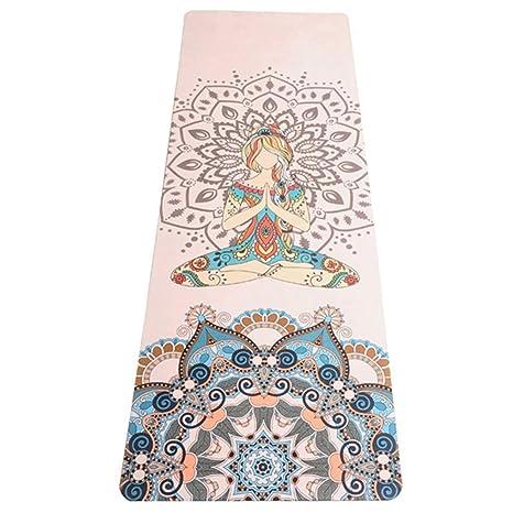MWPO Colchonetas de Yoga Caucho Colchonetas de Yoga Caucho ...