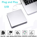External USB Slot-in Portable Ultra Slim Portable