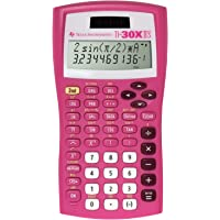 Texas Instruments TI-30X IIS Scientific Calculator – Pretty Pink