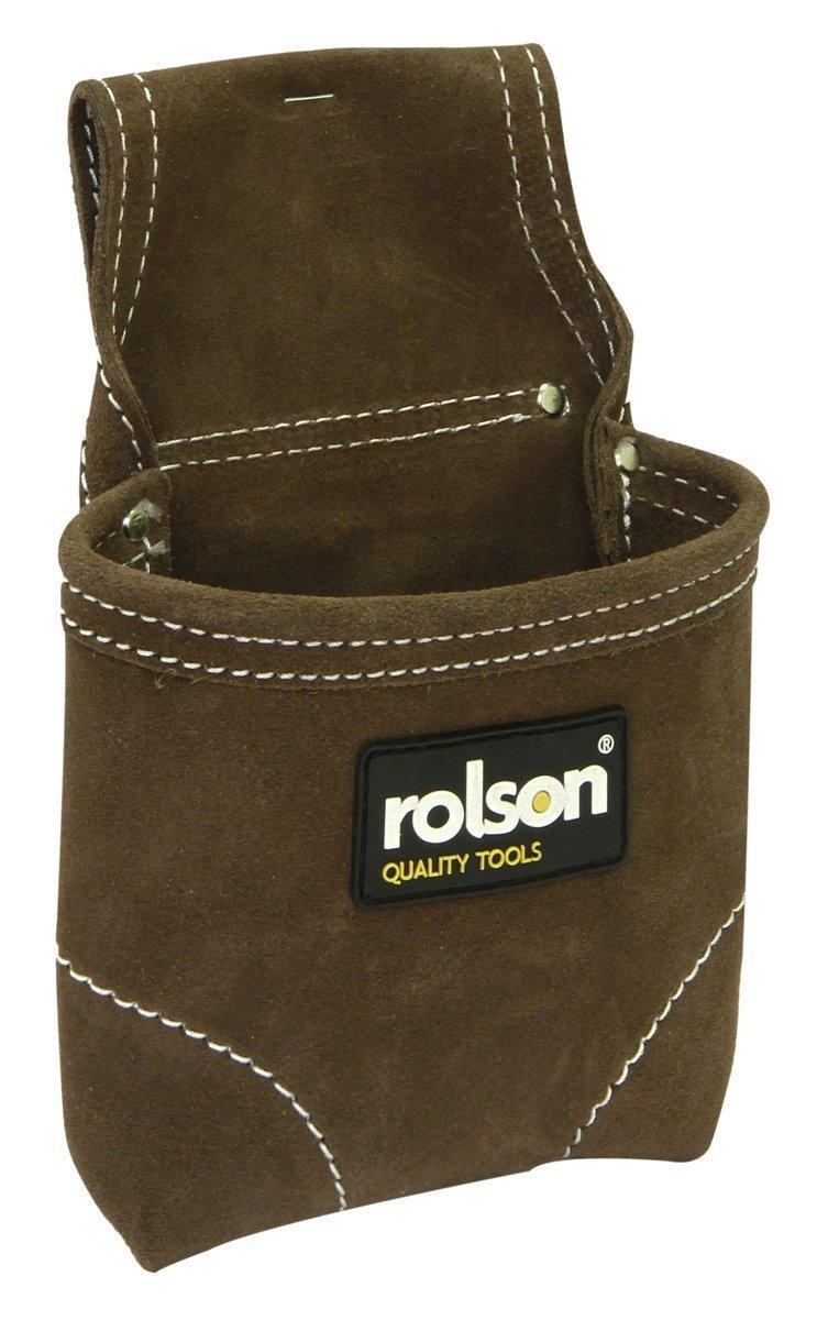 Rolson 68149 Bolsa de piel para clavos