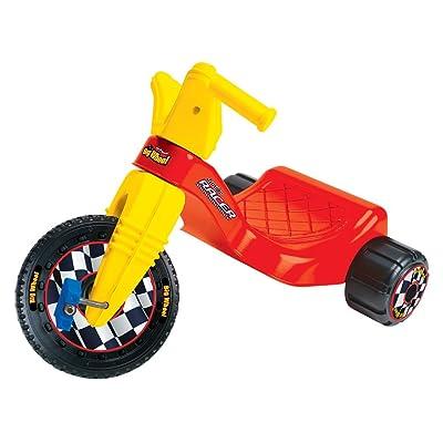 The Original Big Wheel Junior Racer: Toys & Games [5Bkhe0204986]