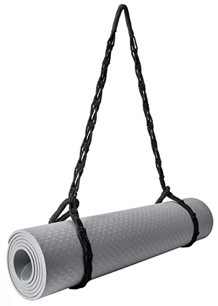 2019 best select for best footwear Mkono Yoga Mat Strap Macrame Adjustable Carrying Sling Durable Cotton  Carrier