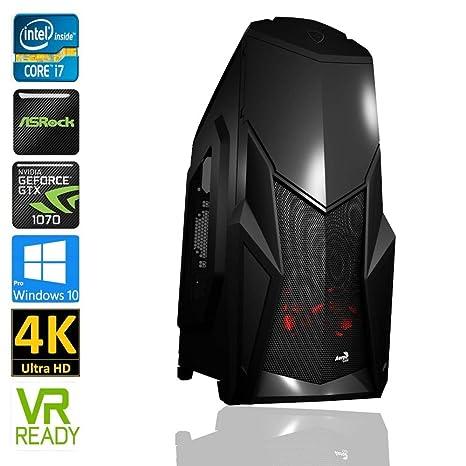 AsRock Gamer - Ordenador de sobremesa (procesador Intel Core ...