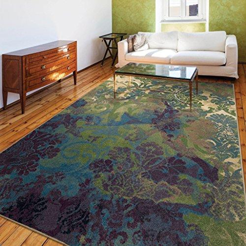 Blue Green Rug: Amazon.com