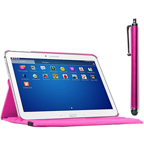 custodia rotante per tablet samsung galaxy tab 4 10.1