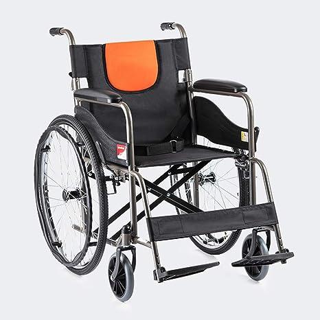 TWL LTD-Wheelchairs Silla de Ruedas Liviana Conducir ...