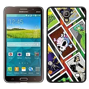- Flag - - Fashion Dream Catcher Design Hard Plastic Protective Case Cover FOR Samsung Galaxy S4 Mini i9190 Retro Candy