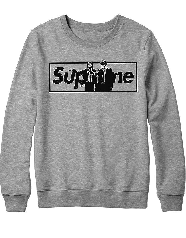 HYPSHRT Herren Sweatshirt Supreme Pulp Parody C000392 B07KQ3DSCB Sweatshirts Markenschmaus
