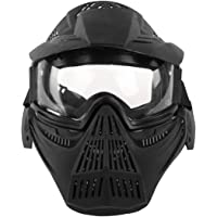 YVSoo Leader Shaped Tactical Mask CS Soft Bullet