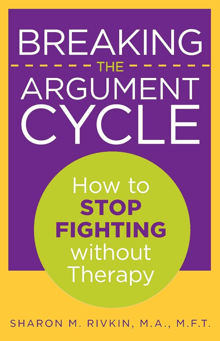 how to stop being argumentative in a relationship