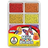 Perler Beads 80-17525 Mini Beads Tray, Warm