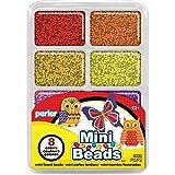 Perler Beads 80-17525 Mini Beads Tray, Warm