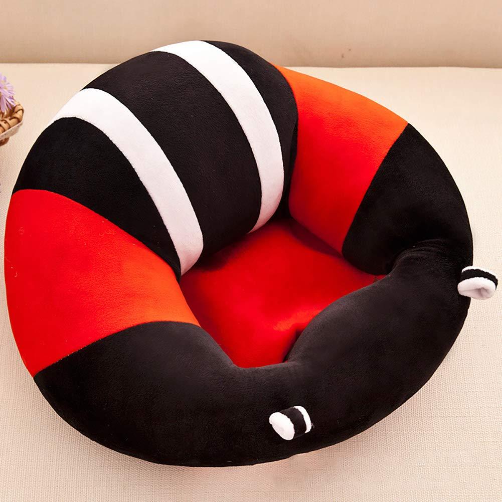 CTlite Infant Sitting Chair Floor Nursery Supporto Sedile Copri Cuscino Peluche Cuscino Divano per Neonato Bambino Toldder Bambini Green