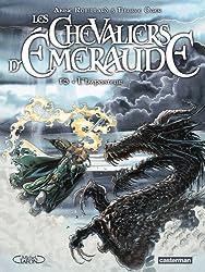 Les Chevaliers d'Emeraude, Tome 3 : L'Imposteur
