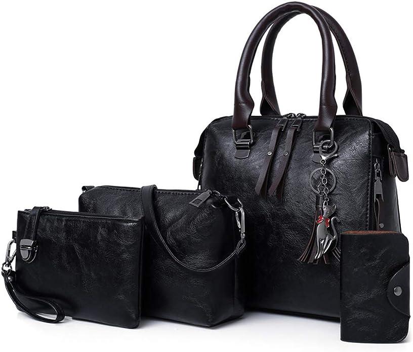 Ladies Handbag Women Leather Luxury Handbag Shoulder Tote Purse Party Bag Tote