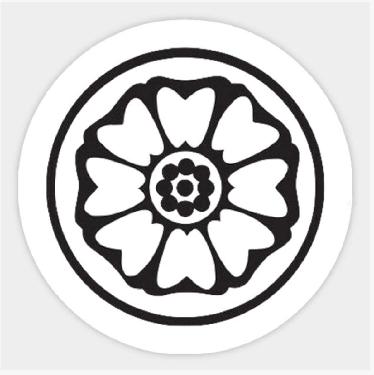 Order of The White Lotus - Avatar: The Last Airbender Sticker for Laptops MacBook Skateboards Cars Bumpers Bikes Bicycles Bedroom