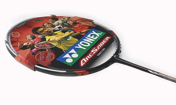 Amazon.com : Yonex Arc Saber 8 DX Badminton Racquet (3U, G5) : Sports & Outdoors