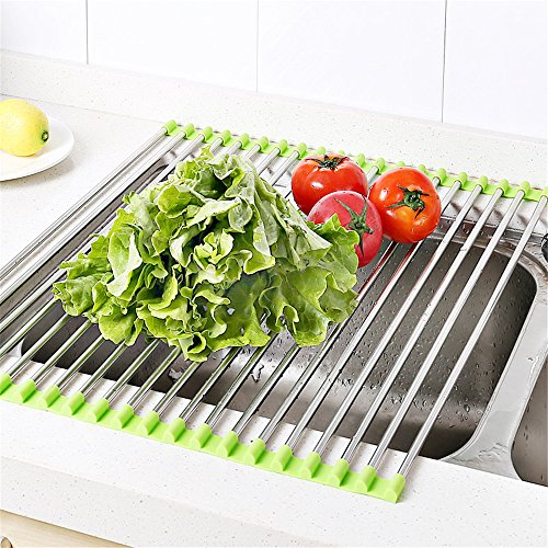 stainless Multifunctional rack Green - 1