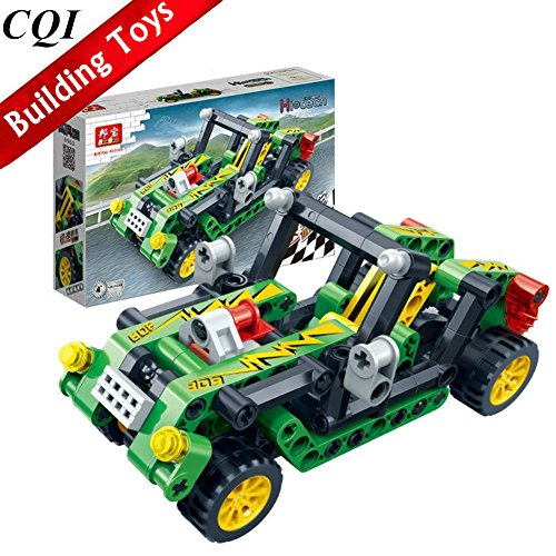 Racing Car Enlighten Building Blocks, Car Model Kits for Kid