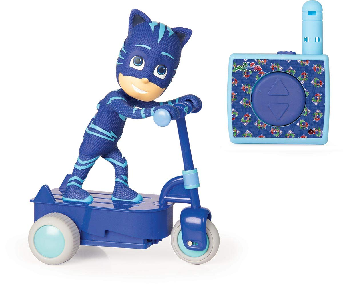 IMC Toys - PJ Mask Patinete gattoboy RC, 273009pj: Amazon.es ...