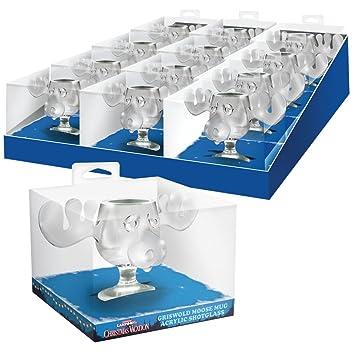 Amazon.com | Christmas Vacation - Moose Mug Acrylic Shot Glass ...