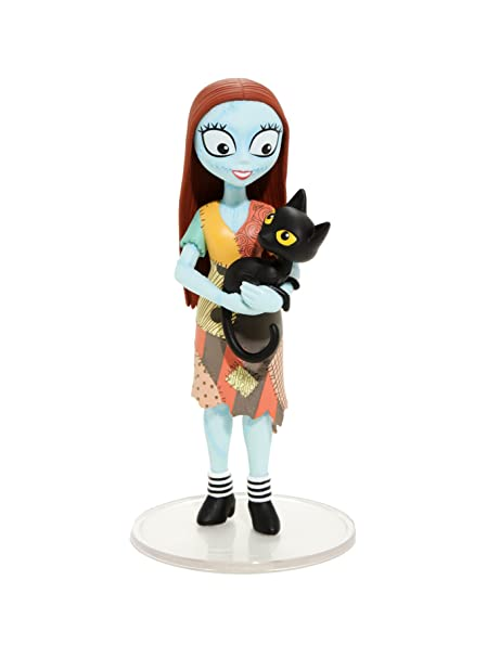 Figura Rock Candy Disney NBX Nightmare Before Christmas Sally with Cat Exclusive: Amazon.es: Juguetes y juegos