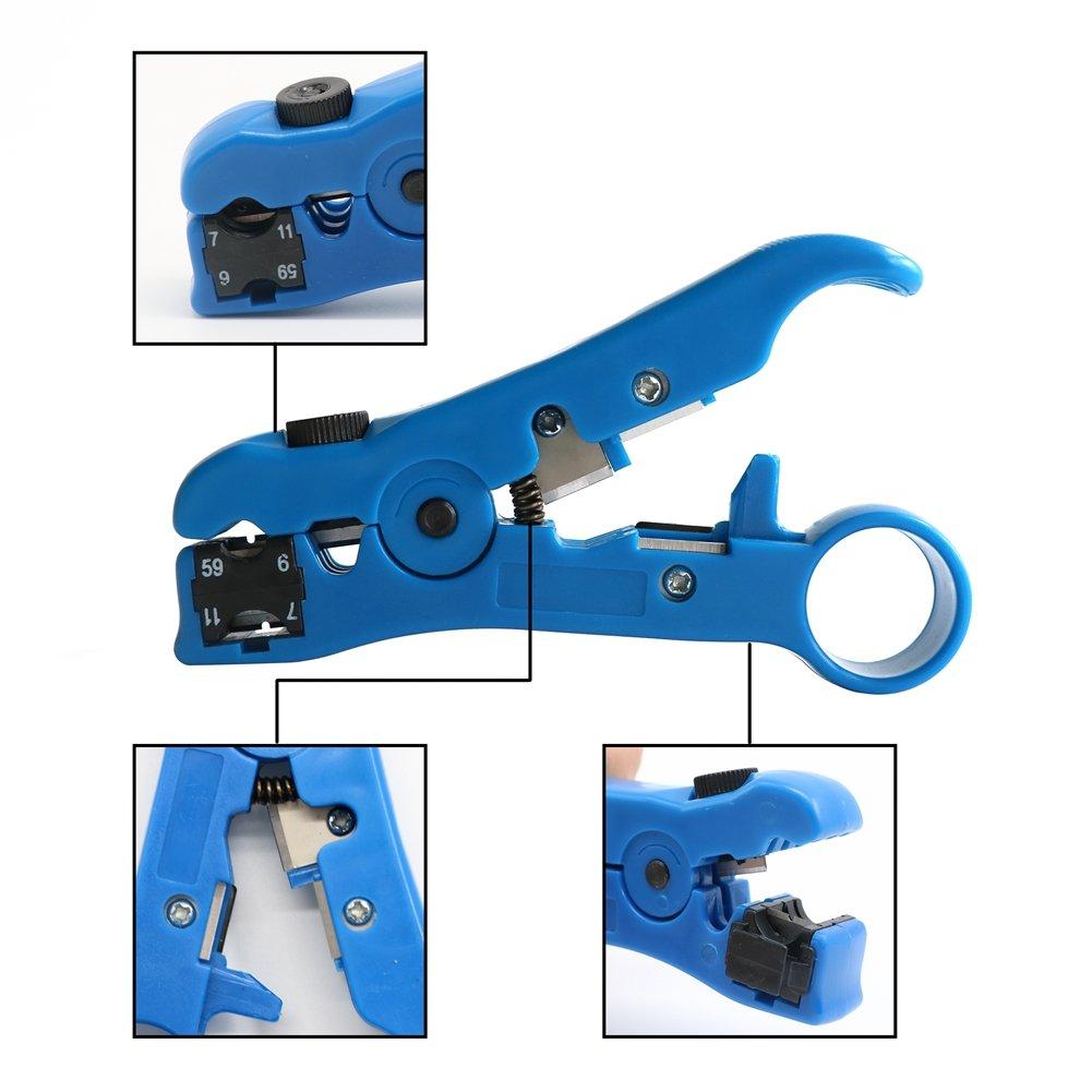 13 teiliges cable herramienta por la que se 3,30 m poli/éster reforzado con fibra de vidrio