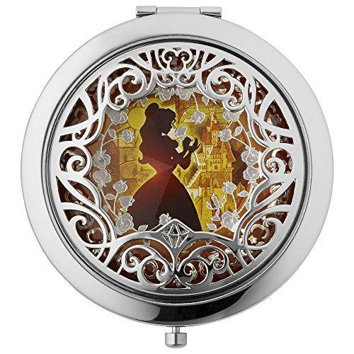 Disney Princess Compact - Disney Sephora Collection 2015 Limited Edition Belle Compact Mirror