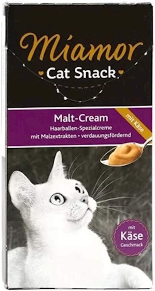 Miamor Confect Malt-Cream & Käse 6 x 15 g (Menge: 11 je Bestelleinheit)
