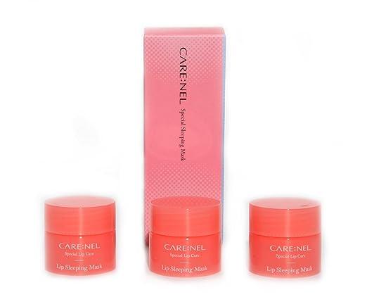 Review [CARENEL] Korean Cosmetics Lip