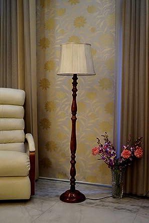Tu Casa WWF-105 220-Watt Floor Lamp (Offwhite) Standing Lights at amazon