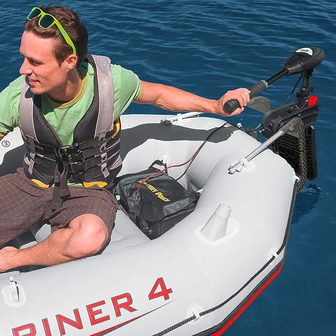 Intex Motor Mount Kit for Intex inflatable Boats Motor Holder Arms Marine New