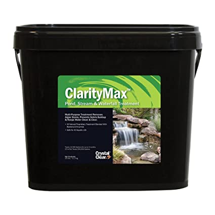 Amazon.com: Crystalclear claritymax: Jardín y Exteriores