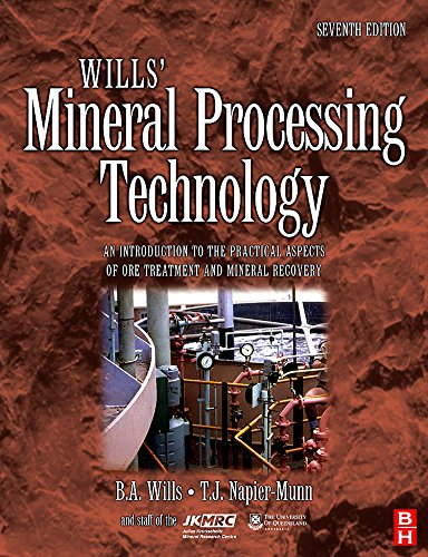 Wills' Mineral Processing Technology: An Introduction to...
