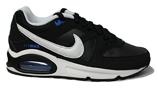 Noir Basket Nike Air Max Command (GS
