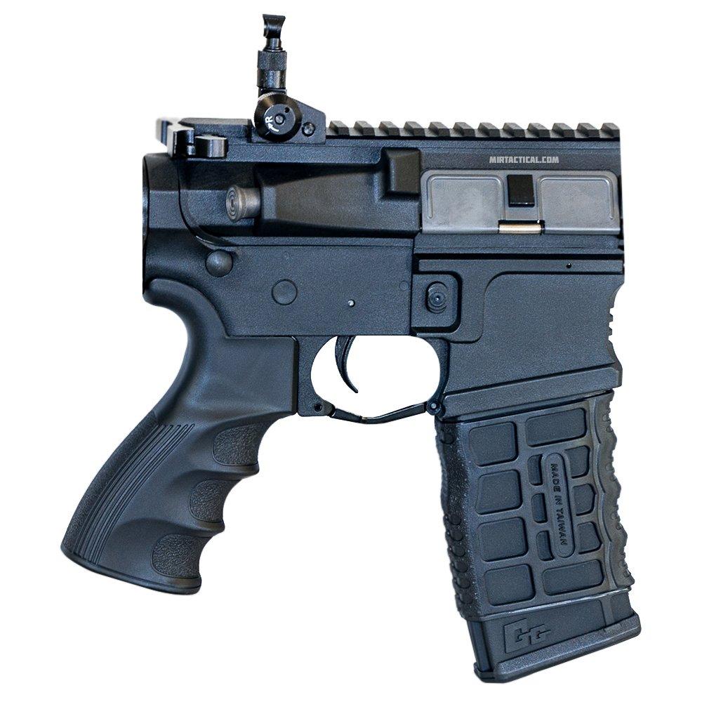 Amazon.com: G & g CM16 Predator Airsoft eléctrico Rifle en ...